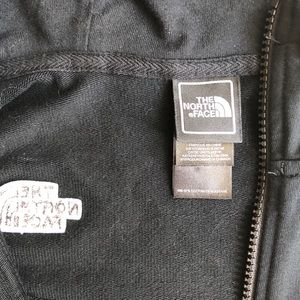 The North Face Jackets & Coats - North face zip-up sweatshirt peacoat style jacket!